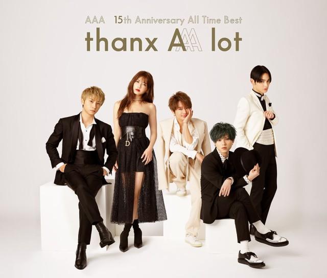 (中古品)AAA 15th Anniversary AllTime Best -tha...