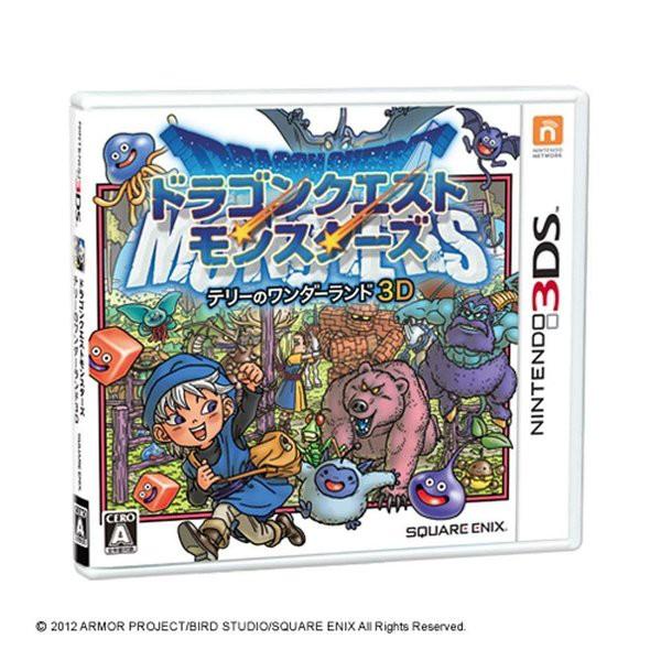 【中古】(3DS) ドラゴンクエストモンスターズ テ...