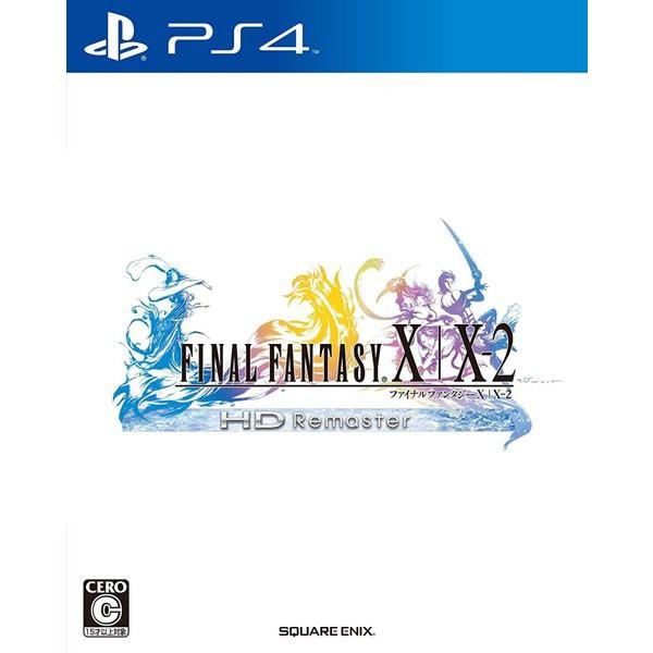 【中古】(PS4)ファイナルファンタジー X/X-2 HD ...