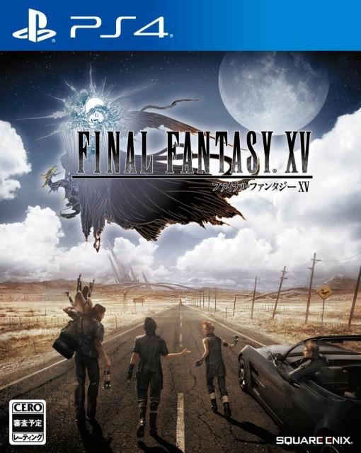 【中古】(PS4)ファイナルファンタジー XV (管理:...