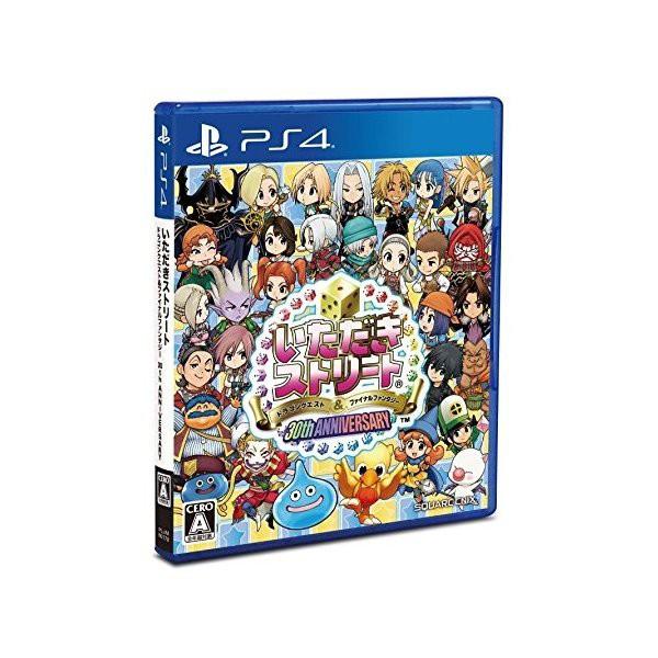 【中古】(PS4) いただきストリートドラゴンクエス...