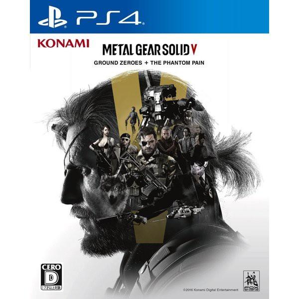 【中古】(PS4)METAL GEAR SOLID V: GROUND ZEROES...