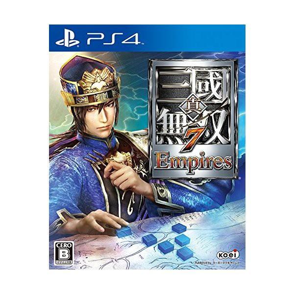 【中古】(PS4)真・三國無双7 Empires (管理:4050...