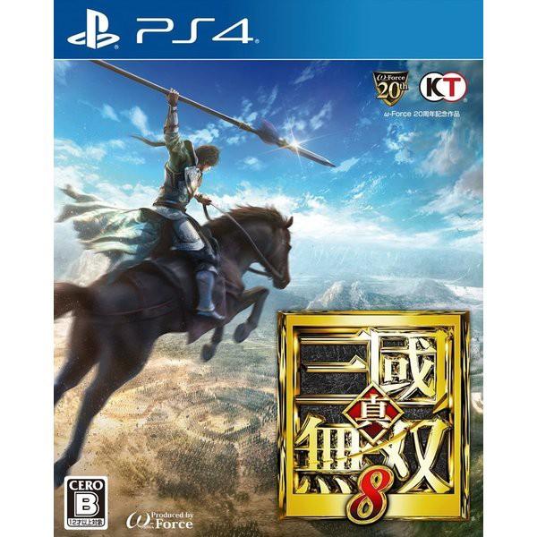 (中古)(PS4) 真・三國無双8 (管理番号:405765)