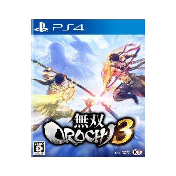 (中古)(PS4) 無双OROCHI3 (管理番号:405985)