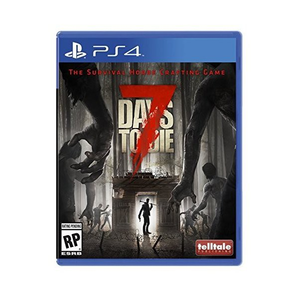 【中古】(PS4)7 Days to Die (輸入版:北米) (管理...