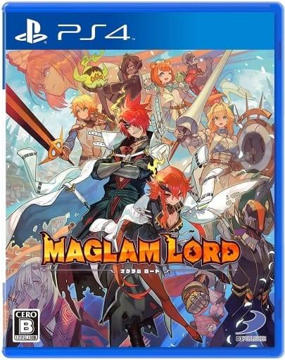 (プレイステーション4)MAGLAM LORD/マグラムロー...