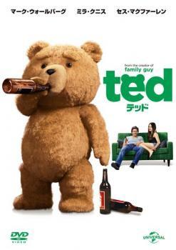 ケース無:: テッド ted 中古DVD レンタル落ち
