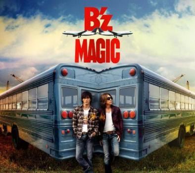 ケース無:: B'z MAGIC 通常盤  中古CD レンタル...