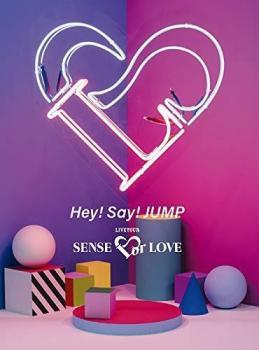 Hey! Say! JUMP LIVE TOUR SENSE or LOVE 3DVD+ラ...
