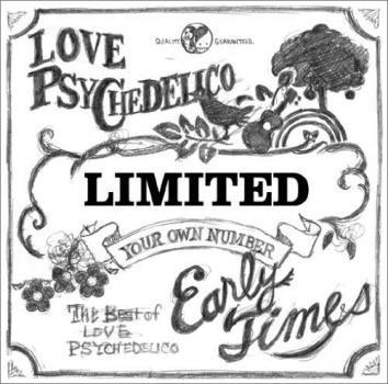 ケース無:: LOVE PSYCHEDELICO Early Times The B...
