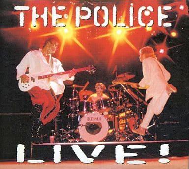 ケース無:: ポリス The Police Live 輸入盤 2CD  ...