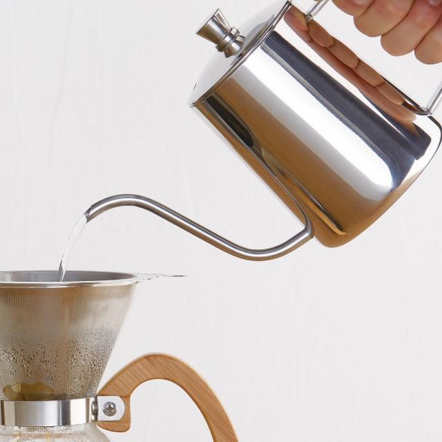 キ食調 調理道具Wキ食調コーヒーポット ドリップ...