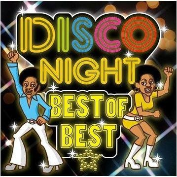 CD DISCO NIGHT BEST OF BEST 懐かしのディス...