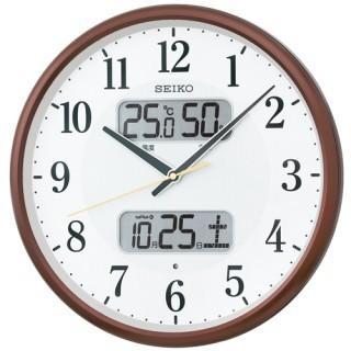 セイコー KX383B 電波掛け時計