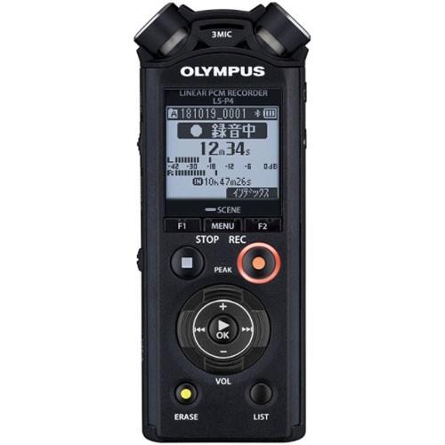 オリンパス LS-P4 BLK(ブラック) Voice-Trek ICレ...