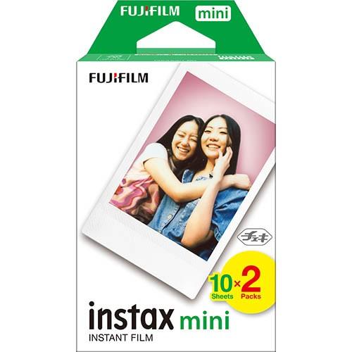 富士フイルム instax mini チェキ用フィルム 2パ...