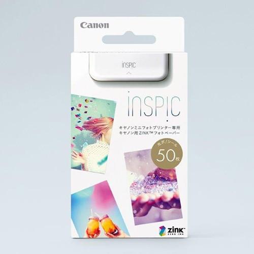 CANON iNSPiC(インスピック)用ZINKフォトペーパー...
