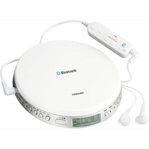 東芝 TY-P3-W(ホワイト) CDプレーヤー
