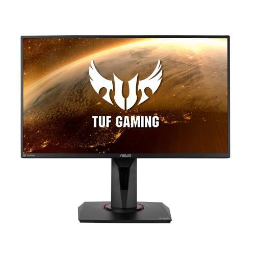 ASUS VG259QR TUF Gaming 24.5型 フルHDゲーミン...