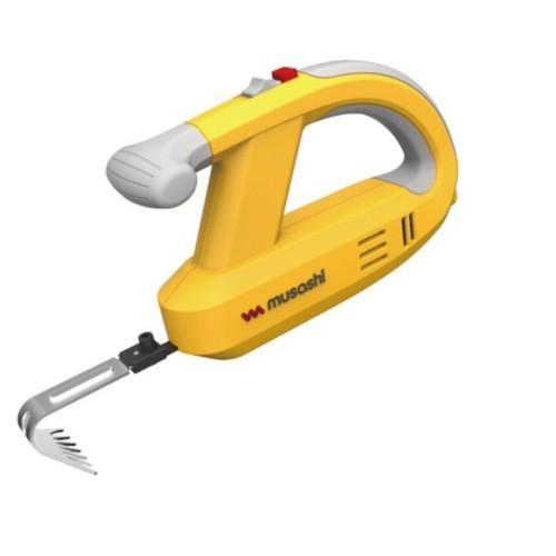 ムサシ WE-750 充電式 除草バイブレーター
