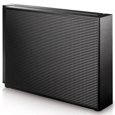 IODATA HDCZ-UTL4KB 外付けHDD 4TB USB3.1Gen1(US...