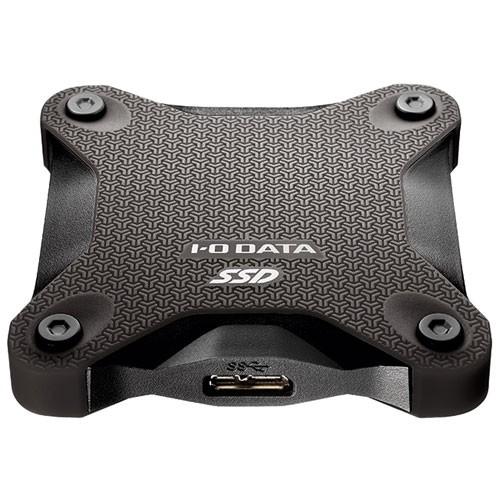 IODATA SSPH-UT480K(スモーキーブラック) USB 3.1...