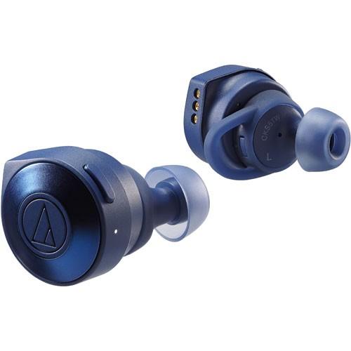 オーディオテクニカ ATH-CKS5TW BL(ブルー) SOLID...