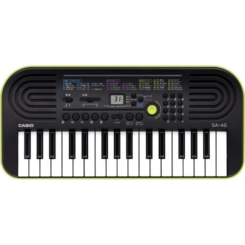 CASIO SA-46 ミニキーボード 32鍵盤
