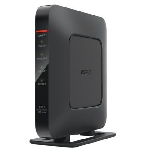 バッファロー WSR-2533DHPL-C 11ac 4×4 無線LAN...