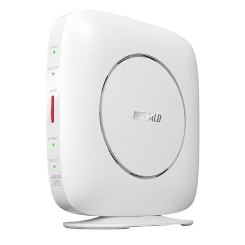 バッファロー WSR-3200AX4S-WH Wi-Fi 6 対応ルー...