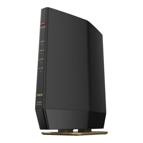 バッファロー WSR-5400AX6S-MB(マットブラック) W...