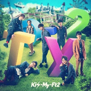 Kis−My−Ft2/To−y2(通常盤)