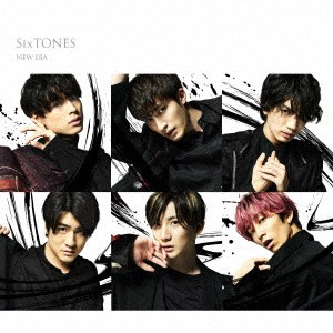 SixTONES/NEW ERA(初回盤)(D...