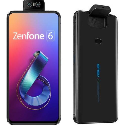 ASUS ZenFone 6(ミッドナイトブラック) 8GB/256GB...