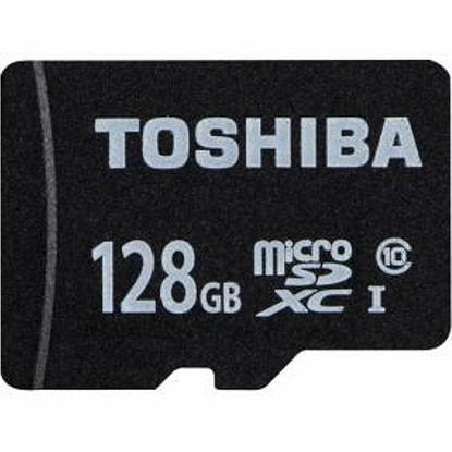東芝 MSDAR40N128G microSDXCメモリカード 128GB ...