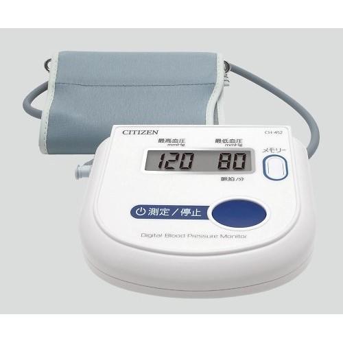 シチズン CH-452-WH 上腕式血圧計