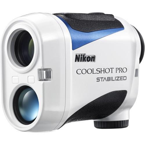ニコン COOLSHOT PRO STABILIZED 携帯型レーザー...