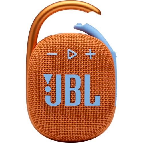 JBL JBL CLIP 4(オレンジ) 防水ポータブルBluetoo...