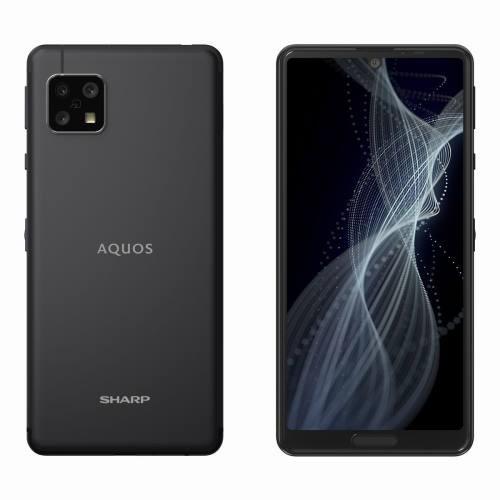 シャープ AQUOS sense 4 SH-M15(ブラック) 4GB/64...