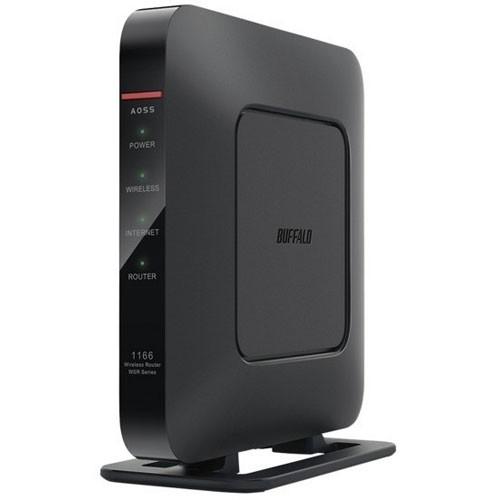バッファロー WSR-1166DHP4-BK IEEE802.11ac/n/a/...