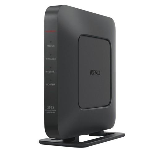 バッファロー WSR-2533DHPL2-BK(ブラック) IPv6対...