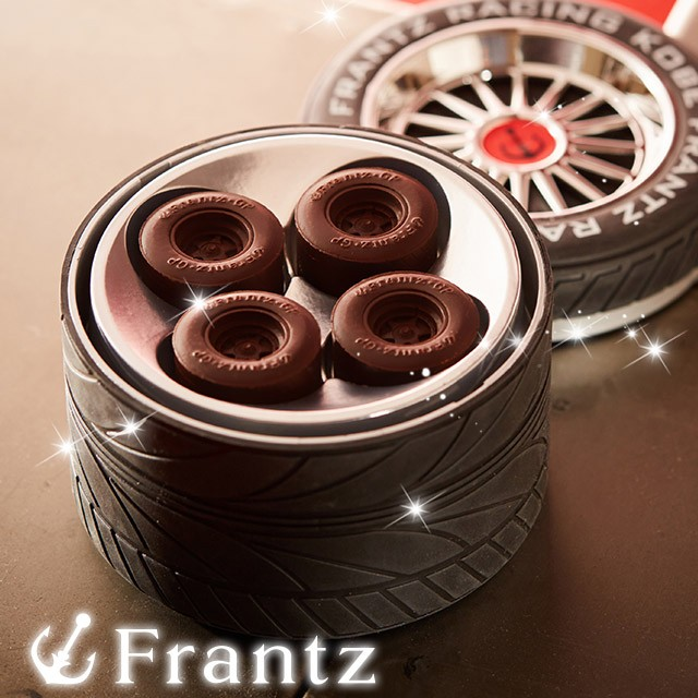 【完売御礼】※2021年の再販の予定はございません。 バレンタイン チョコ ギフト タイヤ型チョコ クーベルグリッド 工具 内祝い チョコレ