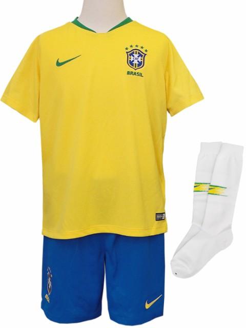 (ナイキ) NIKE/18/19ブラジル代表/ホーム/ミニキ...