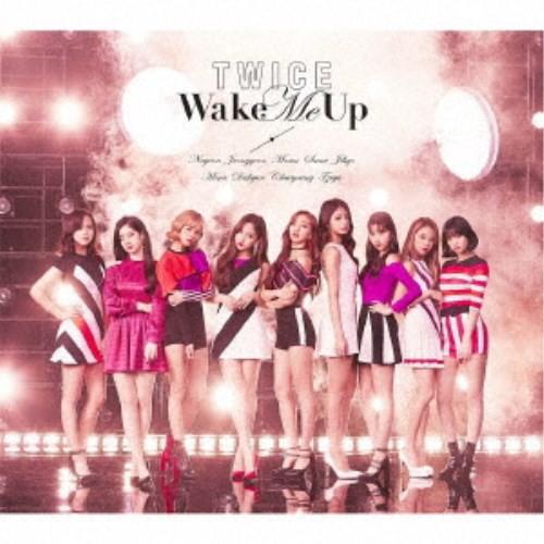 TWICE/Wake Me Up《限定盤A》 (初回限定) 【CD+D...