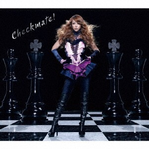 安室奈美恵/Checkmate! 【CD+DVD】