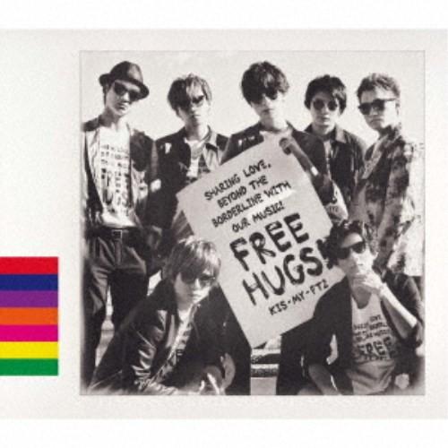 送料無料 Kis-My-Ft2/FREE HUGS!《通常盤》 【C...