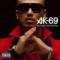 AK-69/THE CARTEL FROM STREETS 【CD】
