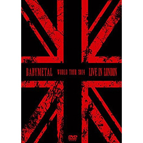 BABYMETAL/LIVE IN LONDON-BABYMETAL WORLD TOUR...