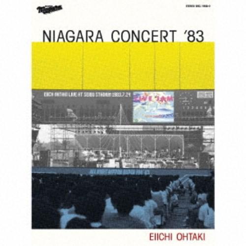 大滝詠一/NIAGARA CONCERT '83 (初回限定) 【CD...
